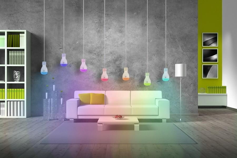 Ampoule connectee Smartlight color