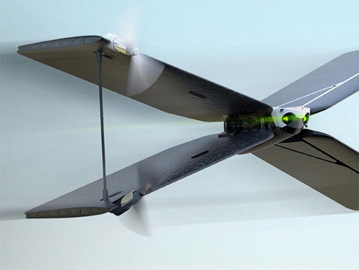 Mini Drone Parrot Swing
