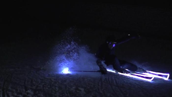 Capteur ski Piq