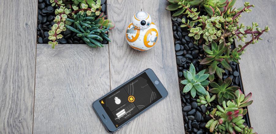 Robot Sphero Starwars
