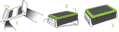 Collier GPS Weenect Pets avec systeme d attache intelligent