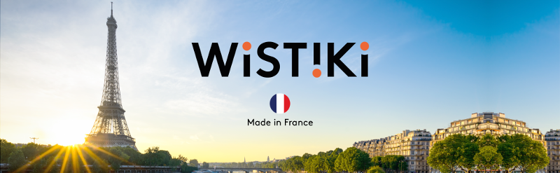 Porte-cle connecte Wistiki